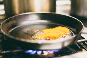 Reportage préparation culinaire
